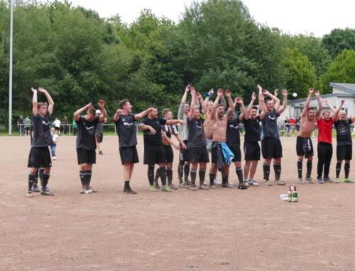 1. Mannschaft steigt in die Kreisliga B auf!